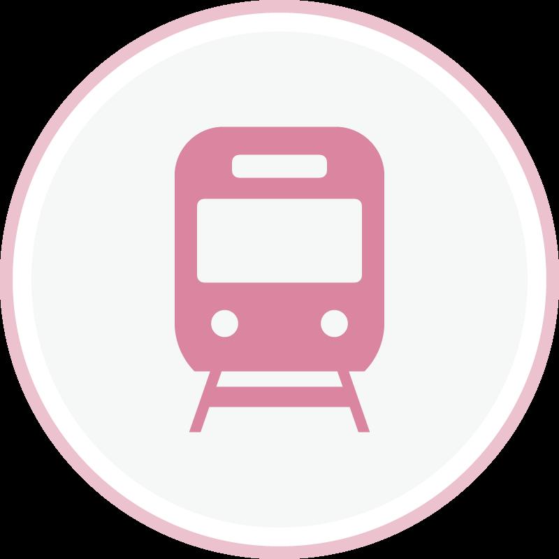 地下鉄大通り駅すぐそば。アクセス良好で通いやすい!